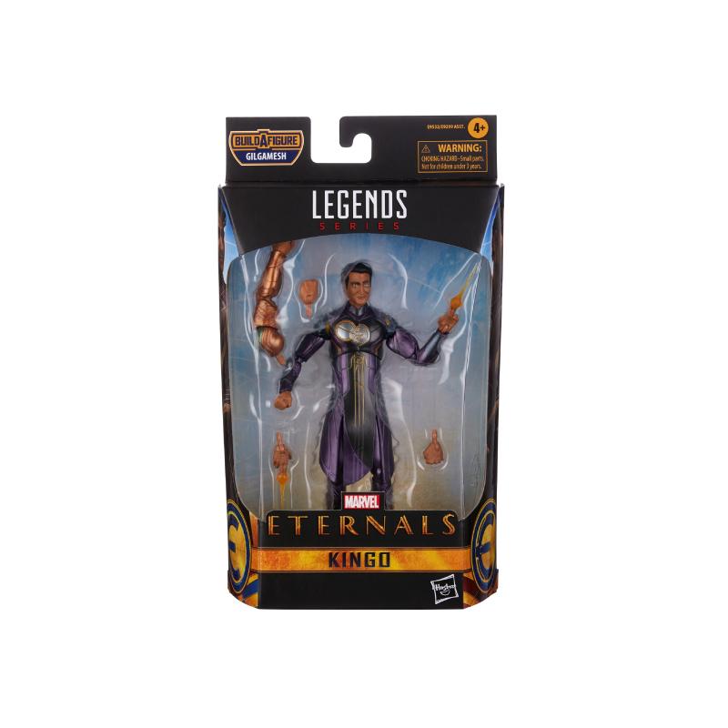 Hasbro Marvel Legends Series The Eternals Kingo