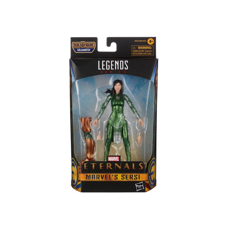 Hasbro Marvel Legends Series The Eternals Marvel's Sersi