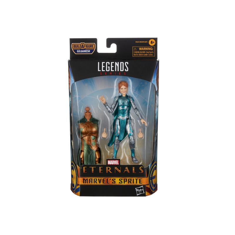 Hasbro Marvel Legends Series The Eternals Marvel's Sprite