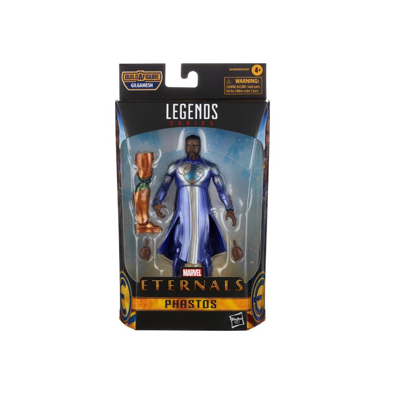 Hasbro Marvel Legends Series The Eternals Phastos