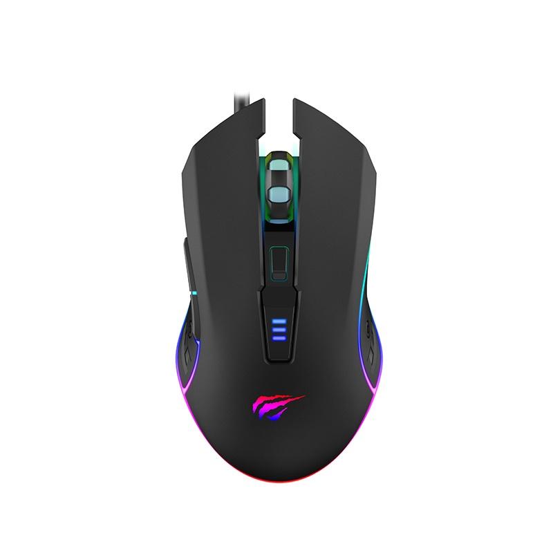 เมาส์ Havit MS1018 Gaming Mouse