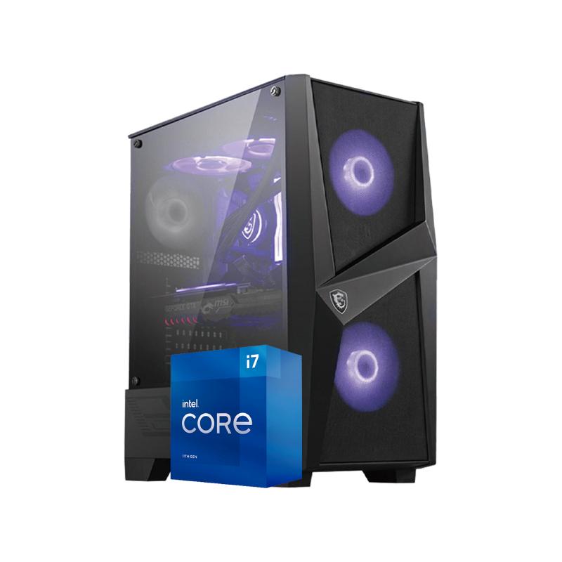 คอมเล่นเกม iHAVECPU Set 35 Intel Core i7-11700KF RTX 2060 Ram 16GB Computer by iHAVECPU