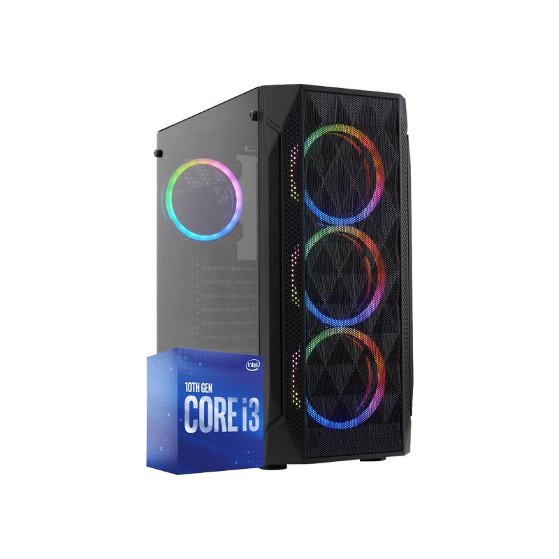 คอมเล่นเกม iHAVECPU Set 37 Intel Core i3-10100F GTX 1660 SUPER Ram 16GB Computer by iHAVECPU