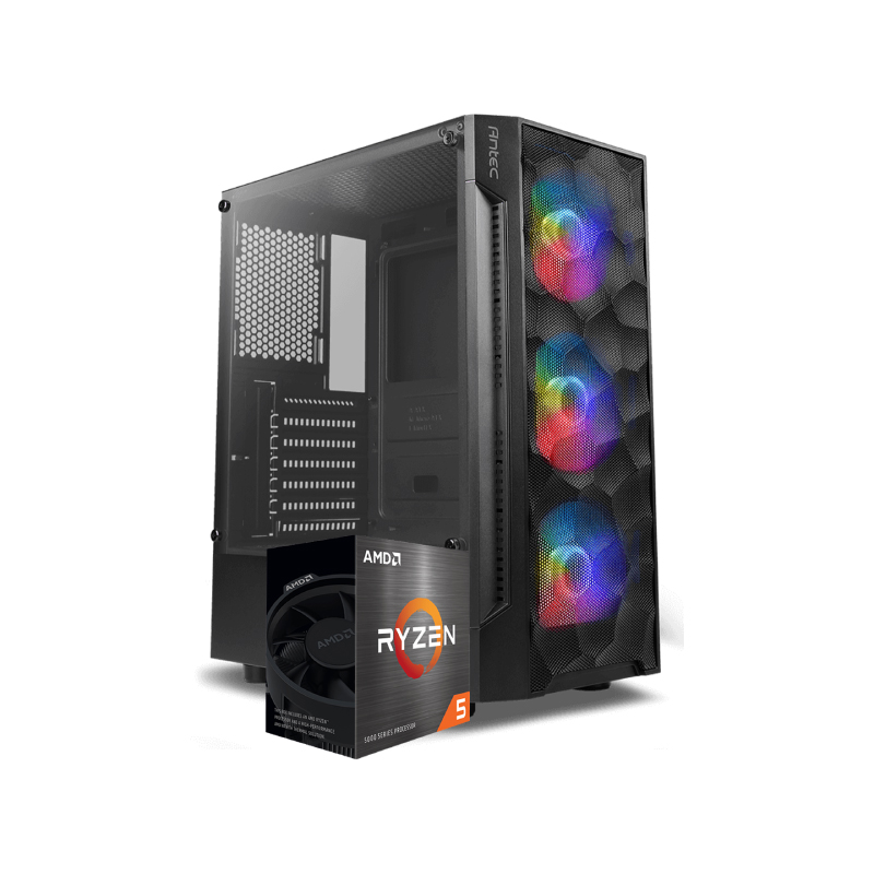 คอมเล่นเกม iHAVECPU Set 38 RYZEN 5 3600 GTX 1660 SUPER Ram 16GB Computer by iHAVECPU