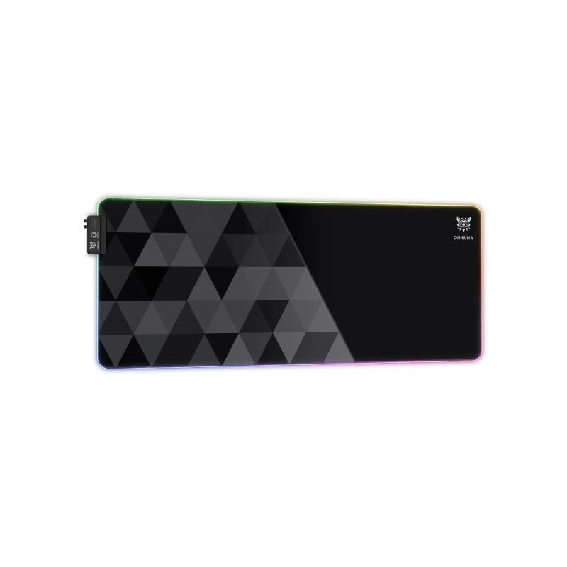 แผ่นรองเมาส์ Onikuma G6 RGB Mouse Pad