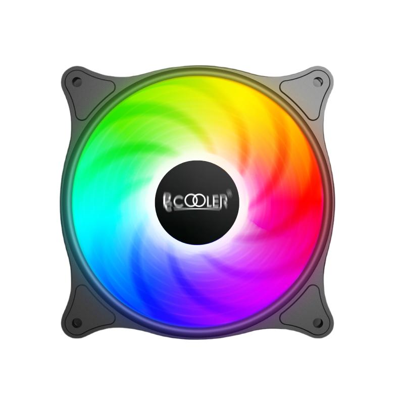 พัดลมระบายความร้อน PC Cooler FX-120-3 120MM 3PIN FIXED COLER Cooling Fan