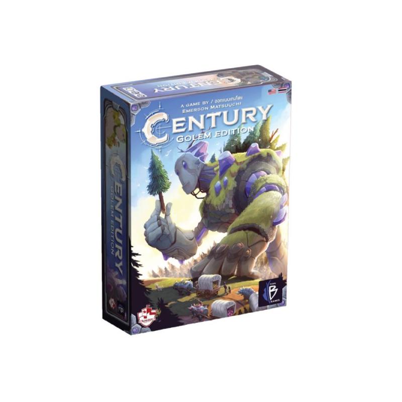 บอร์ดเกม The Stronghold SIAM Century Golem TH/EN Board Game