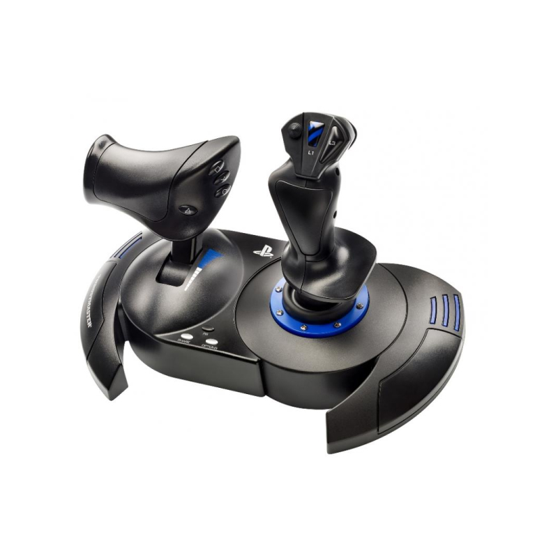ชุดเล่นเกม Thrustmaster T.Flight Hotas 4 Official Sony licensed PS4