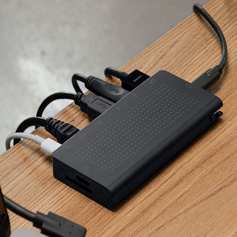 ตัวแปลง Twelve South StayGo USB-C Hub