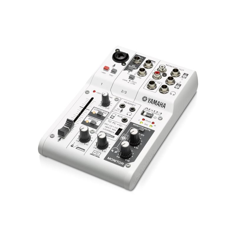 มิกเซอร์ Yamaha AG03 Analog Mixer