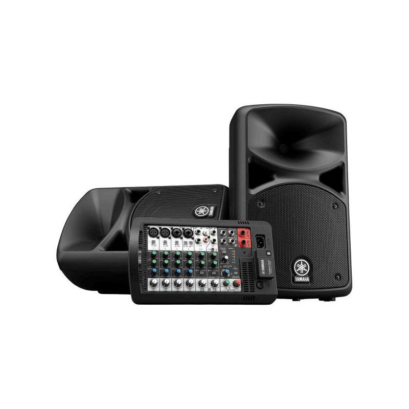 ลำโพง Yamaha Stagepas 400BT PA Speaker