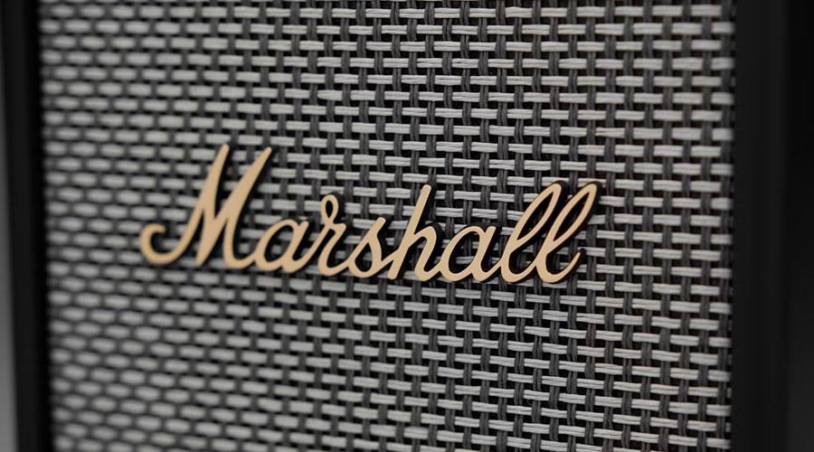 ลำโพง Marshall Uxbridge Voice with Amazon Alexa Bluetooth Speaker เสียงดี
