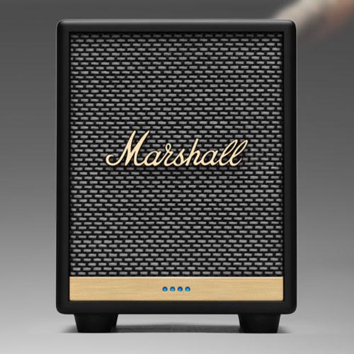 ลำโพง Marshall Uxbridge Voice with Amazon Alexa Bluetooth Speaker รับเสียงได้ทุกมุมห้อง