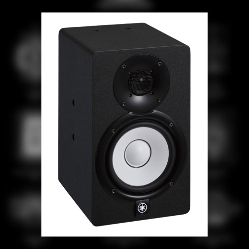 ลำโพง Yamaha HS5I Studio Monitor Black ขนาดเล็กกะทัดรัด