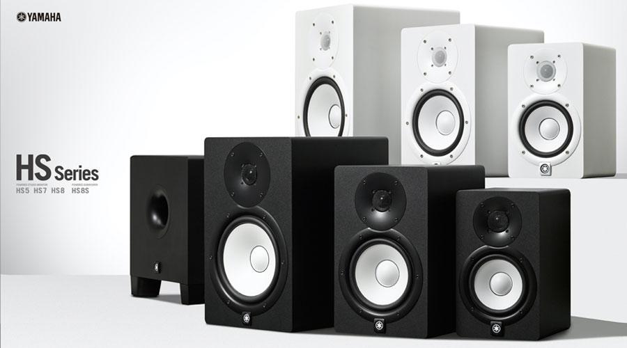 ลำโพง Yamaha HS5I Studio Monitor Black ราคา