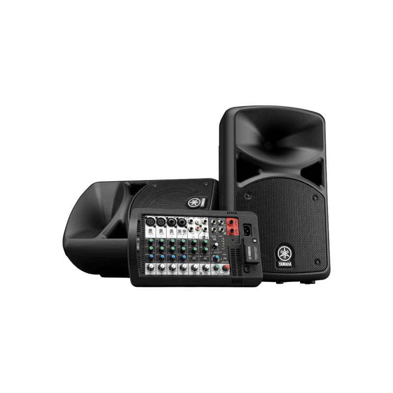 ลำโพง Yamaha Stagepas 600BT Studio Monitor Speaker