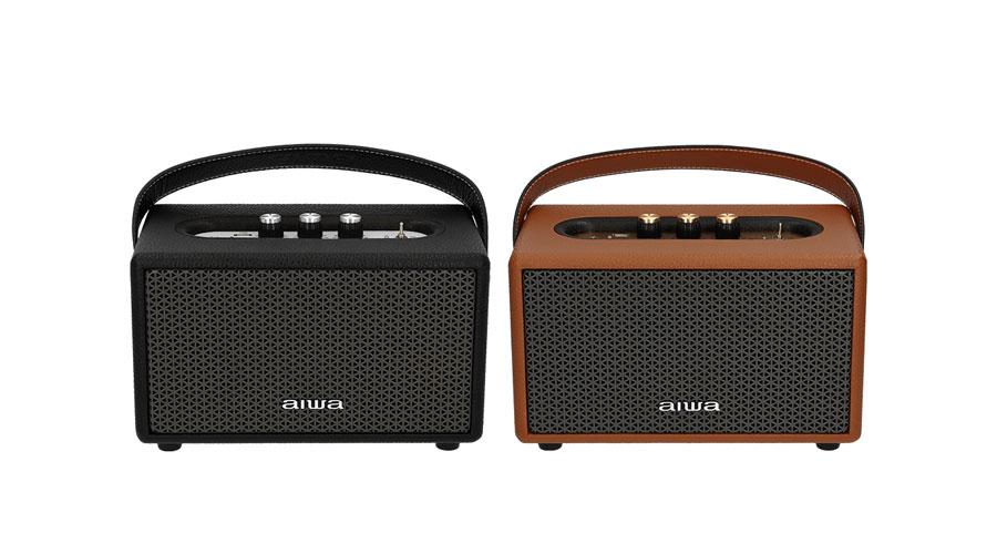 ลำโพงไร้สาย AIWA RS-X50 Diviner Bluetooth Speaker ราคา