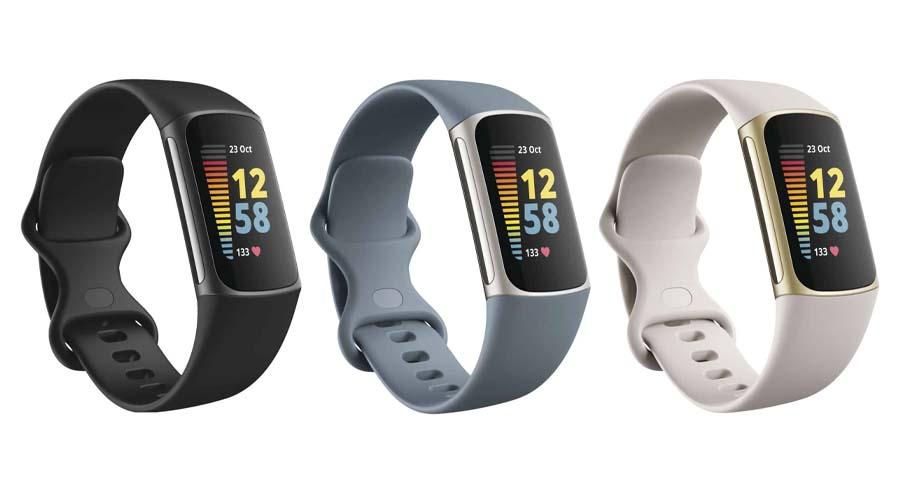 Fitbit Charge 5 Smart Watch นาฬิกาสมาร์ทวอทช์