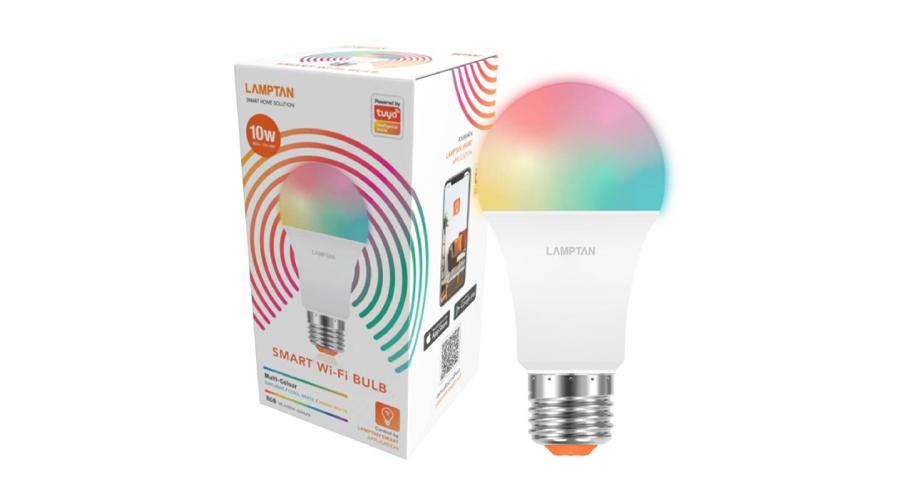 Lamptan Smart Wifi Bulb 10W หลอดไฟอัจฉริยะ