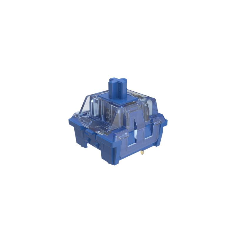 ชุดสวิตช์ AKKO CS Ocean Blue 3 Pin Switch Set [Tactile] (45 Pieces)