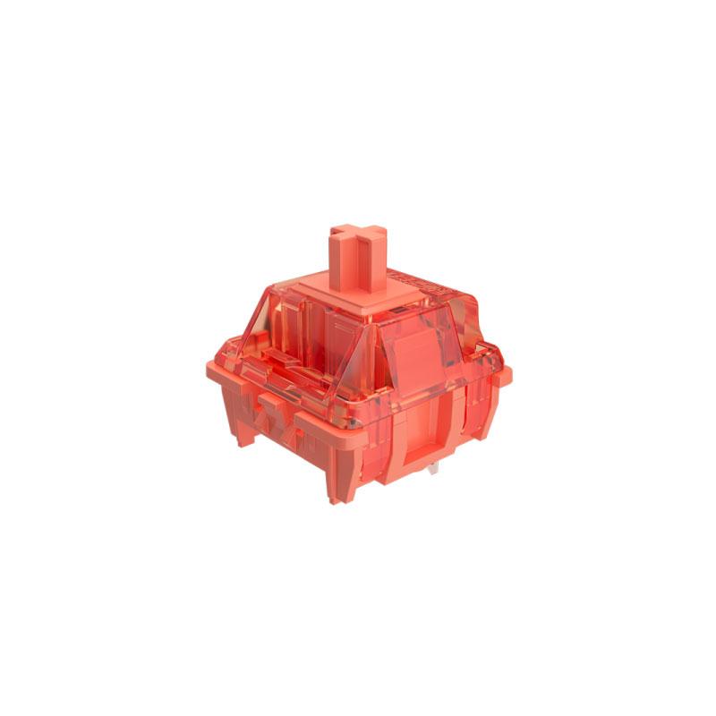 ชุดสวิตช์ AKKO x GATERON Orange 3 Pin Switch Set [Tactile] (45 Pieces)