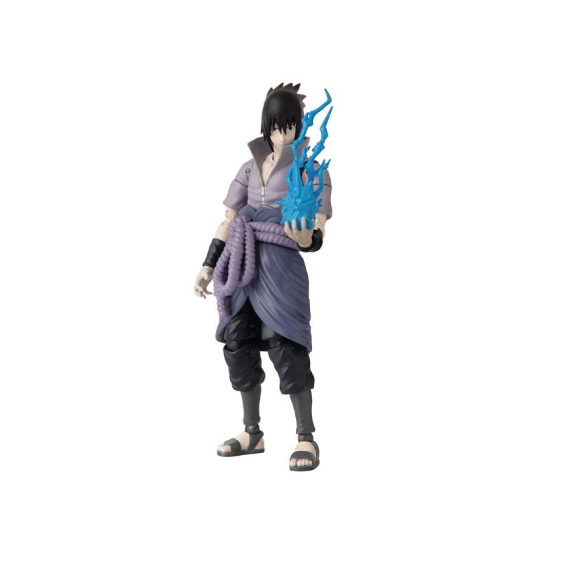 ฟิกเกอร์ Bandai Anime Heroes Naruto Uchiha Sasuke Figure