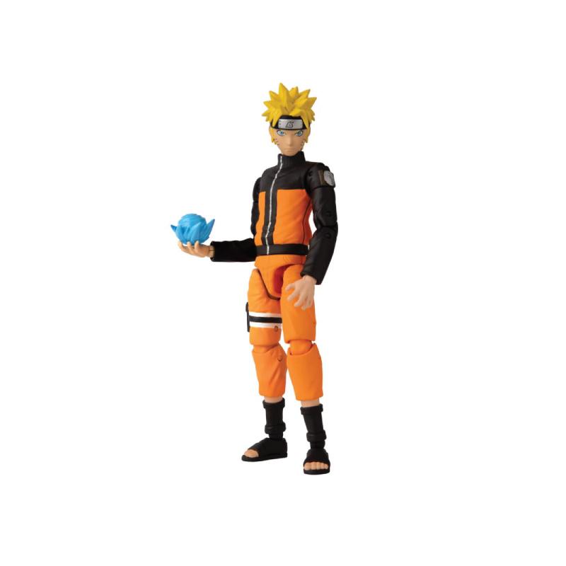 ฟิกเกอร์ Bandai Anime Heroes Naruto Uzumaki Naruto Figure