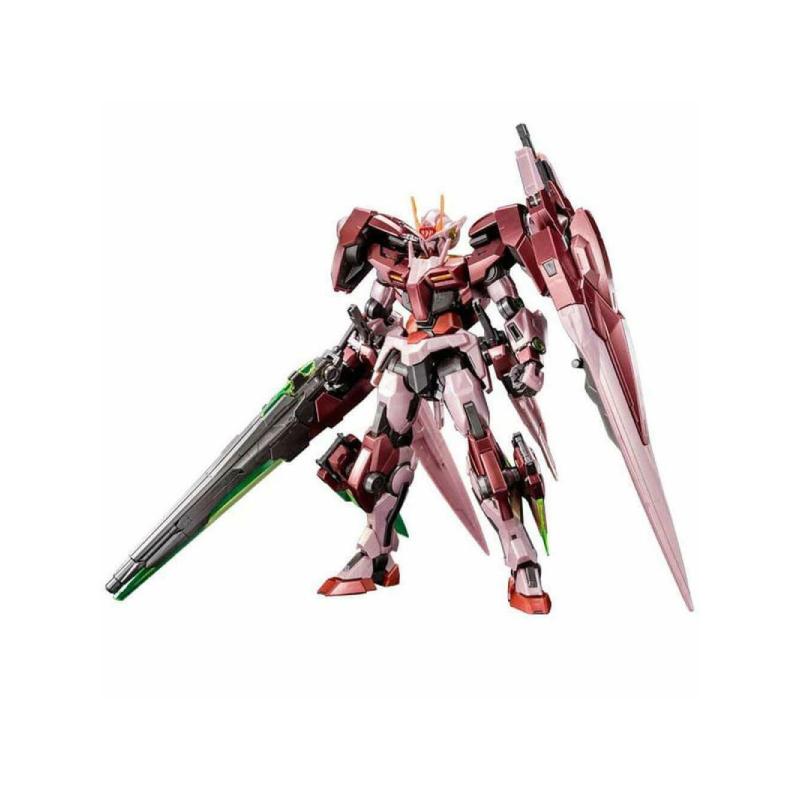 Bandai MG 1/100 OO Gundam Seven Sword/G (Trans-am Mode) [Special Coating]