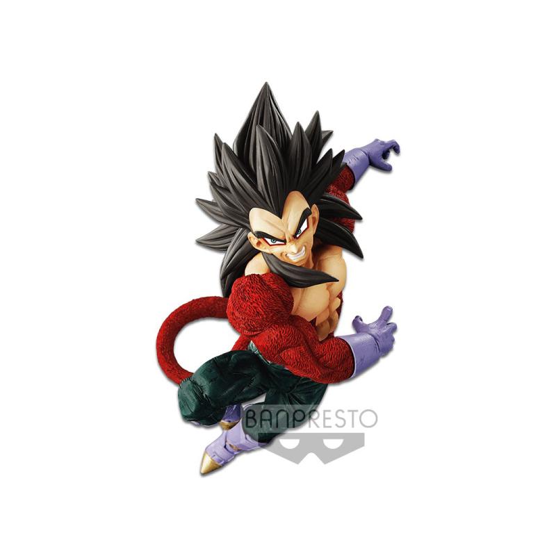 BANPRESTO DRAGON BALL GT FIGURE SUPER SAIYAN4 VEGETA Figure