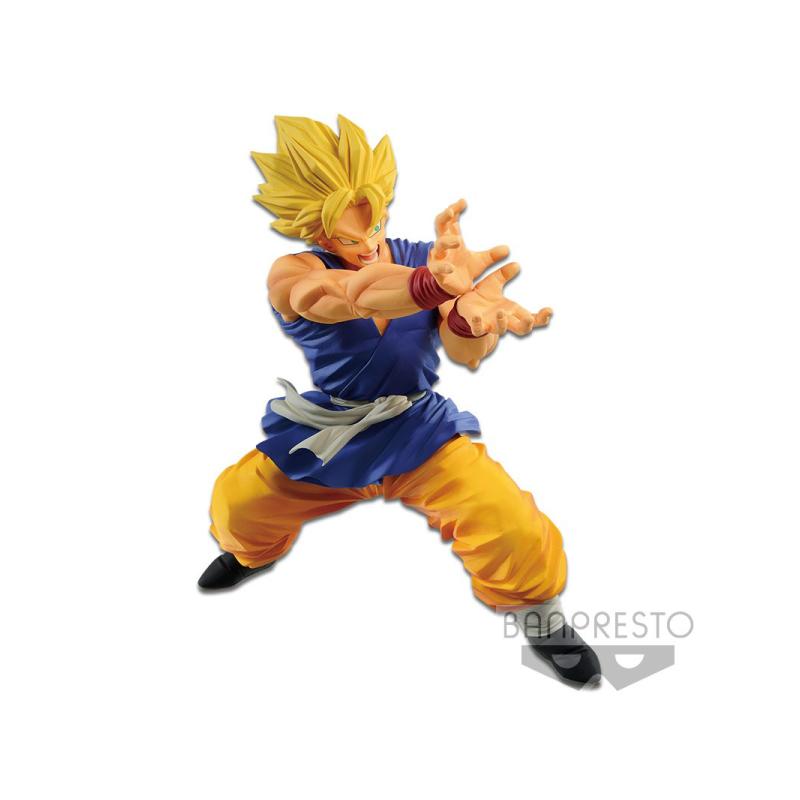 BANPRESTO DRAGON BALL GT ULTIMATE SOLDIERS-SON GOKU- (B:SUPER SAIYAN SON GOKU) Figure