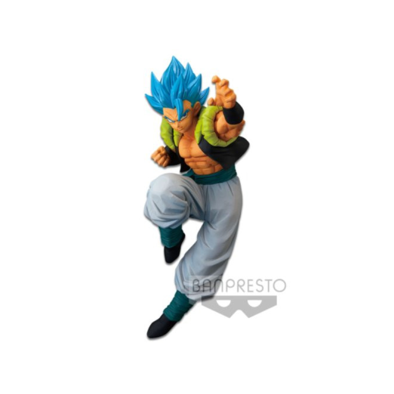 BANPRESTO DRAGON BALL SUPER SON GOKU FES!! VOL.13 (A:SUPER SAIYAN GOD SUPER SAIYAN GOGETA) Figure