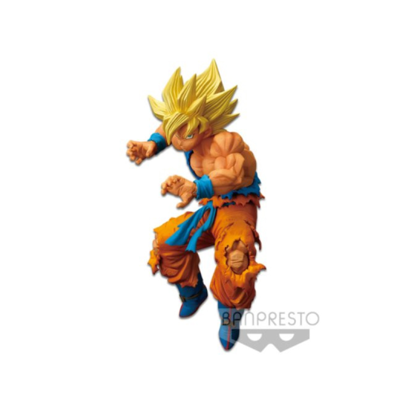 BANPRESTO DRAGON BALL SUPER SON GOKU FES!! VOL.13 (B:SUPER SAIYAN SON GOKU) Figure