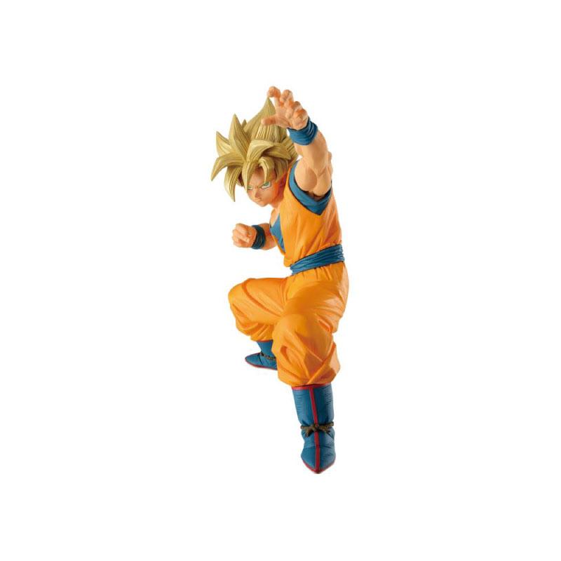 BANPRESTO DRAGON BALL SUPER SUPER ZENKAI SOLID VOL.1 Figure
