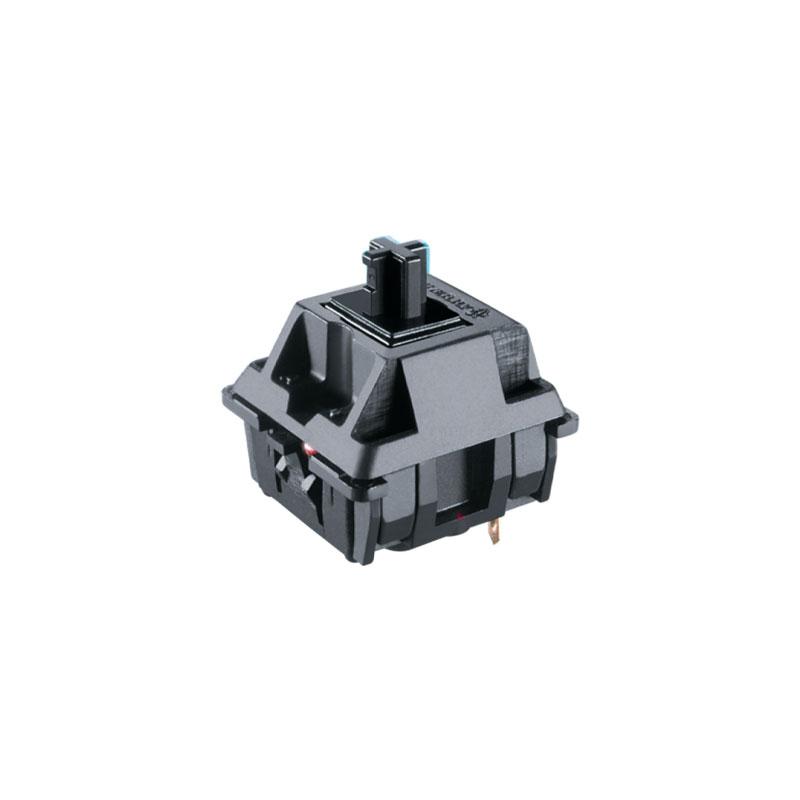ชุดสวิตช์ Cherry Hyperglide Black switch 3 Pin Switch Set Black (10 Pieces)
