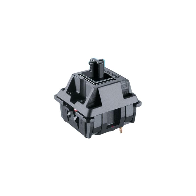 ชุดสวิตช์ Cherry Hyperglide Black switch 5 Pin Switch Set Black (10 Pieces)