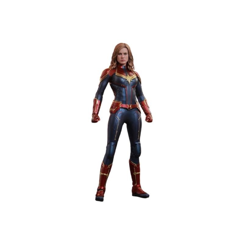 ฟิกเกอร์ Hot Toys Captain Marvel: Captain Marvel Movie (Deluxe) 1/6 Scale Figure
