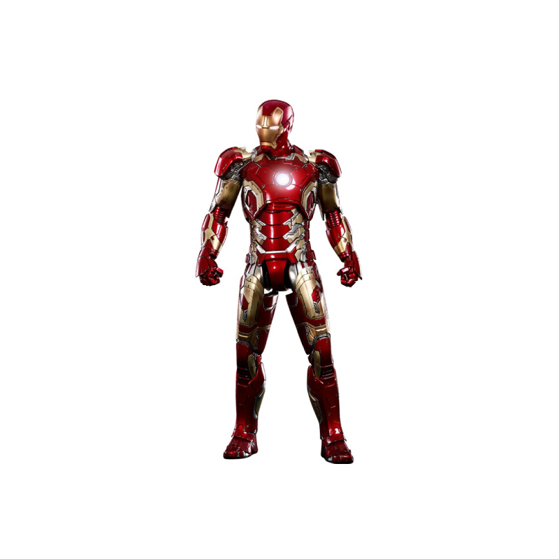 ฟิกเกอร์ Hot Toys Iron Man MK43: Avengers Age of Ultron (Diecast) 1/6 Scale Figure