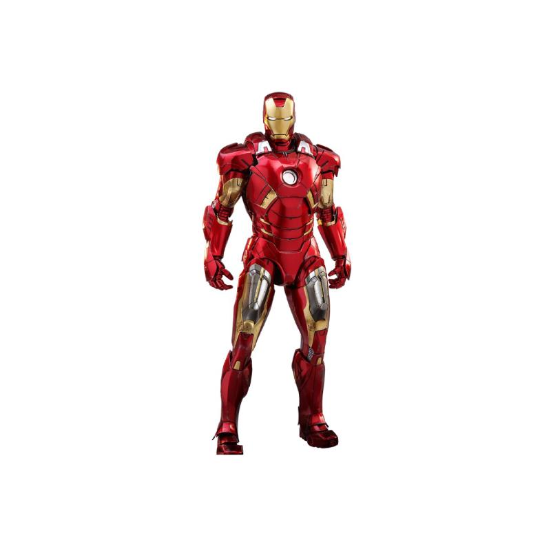ฟิกเกอร์ Hot Toys Iron Man MK7: Avengers (Diecast) 1/6 Scale Figure