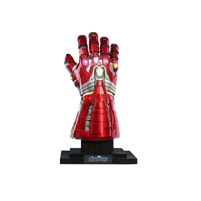 ฟิกเกอร์ Hot Toys Nano Gauntlet: Avengers Endgame 1/1 Scale (Hulk Version) Figure