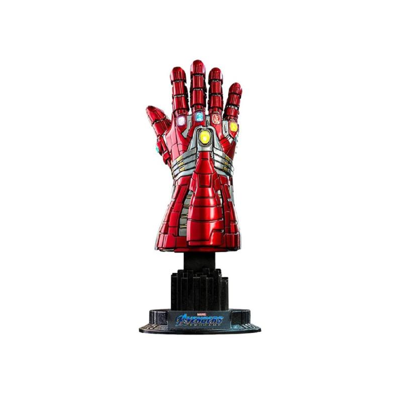 ฟิกเกอร์ Hot Toys Nano Gauntlet: Avengers Endgame 1/4 Scale (Hulk Version) Figure