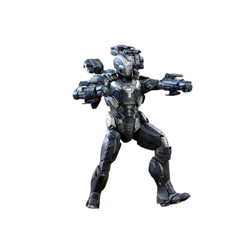 ฟิกเกอร์ Hot Toys War Machine MK4: Avengers Infinity War (Diecast) (Special Edition) 1/6 Scale Figure