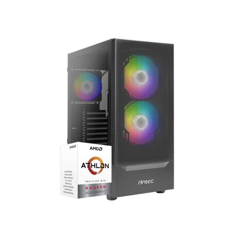คอมเล่นเกม iHAVECPU Set 41 ATHLON 3000G ONBOARD Ram 8GB Computer by iHAVECPU