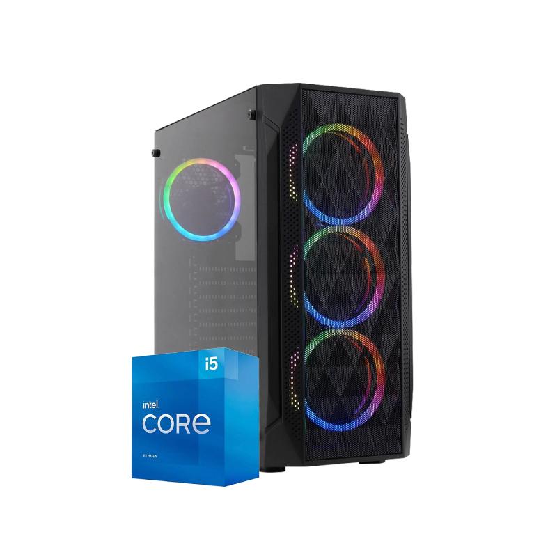 คอมเล่นเกม iHAVECPU set 45 Intel core i5-11400 RTX 3060 Ram 16 GB Computer by iHAVECPU