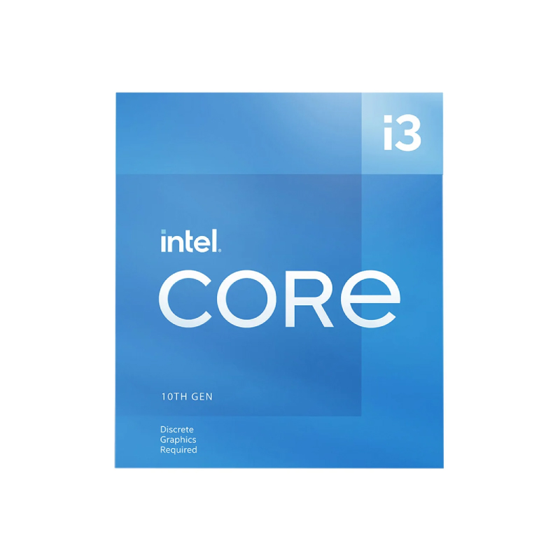 Intel Core i3-10105F 3.70 GHz CPU