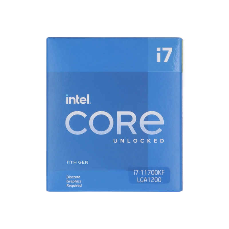 Intel Core i7-11700KF 3.60 GHz CPU