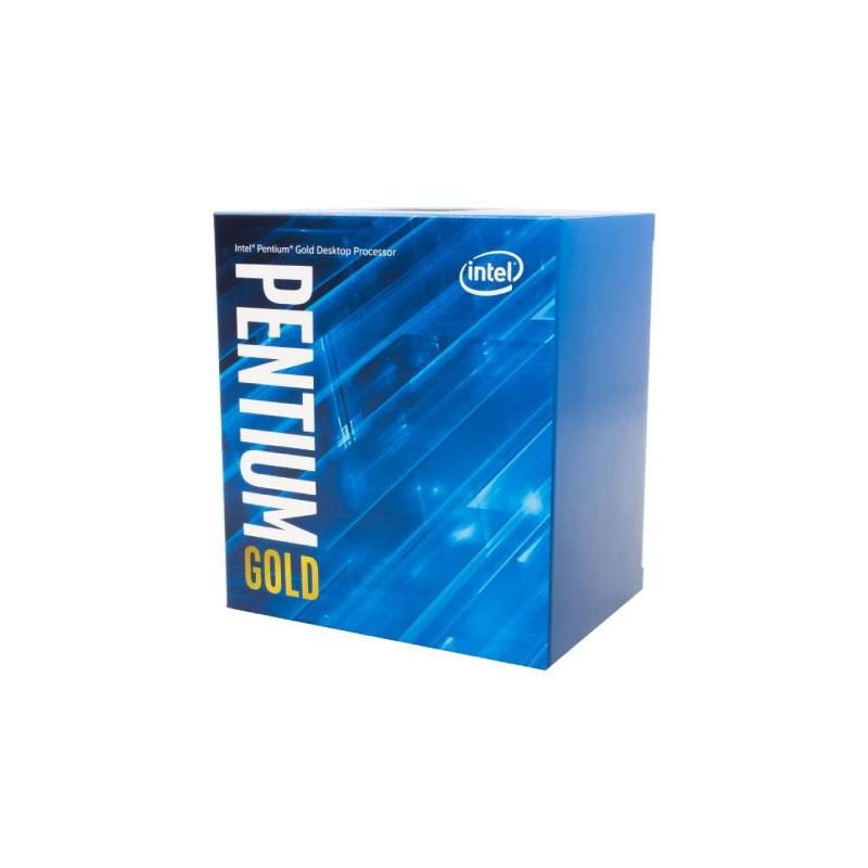 Intel Pentium Gold G6405 4.10 GHz CPU