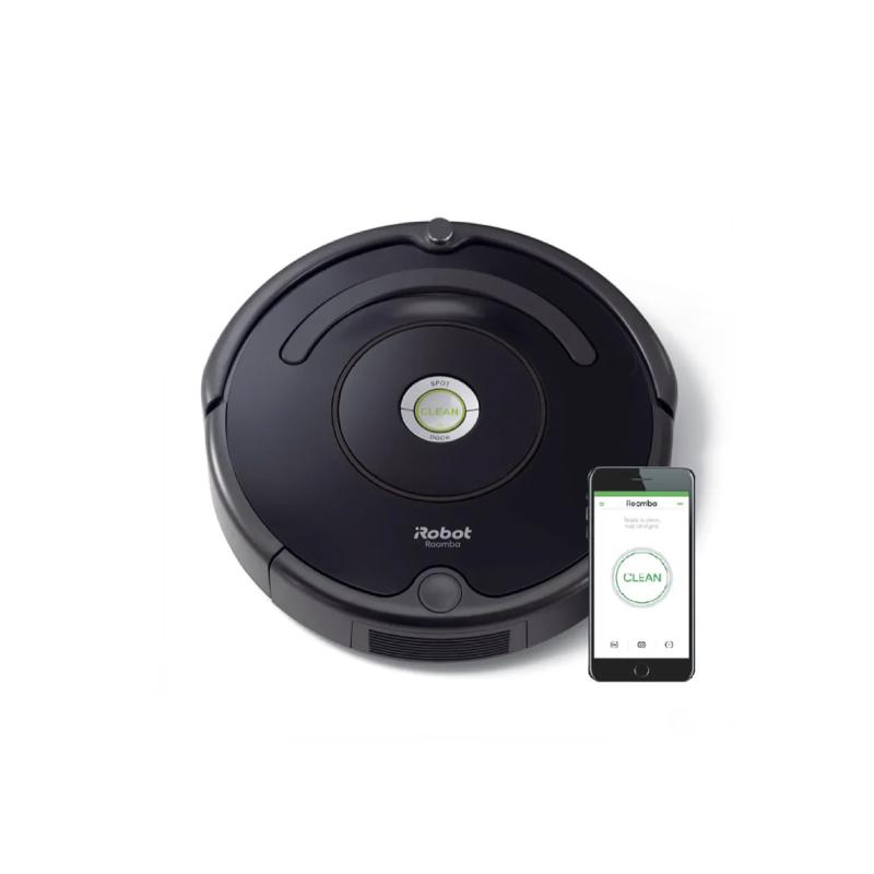 หุ่นยนต์ดูดฝุ่น iRobot Roomba 670 Robot Vacuum Cleaner
