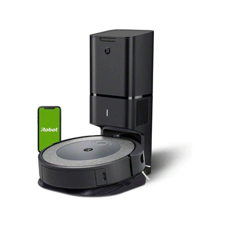 หุ่นยนต์ดูดฝุ่น iRobot Roomba i3+ Robot Vacuum Cleaner