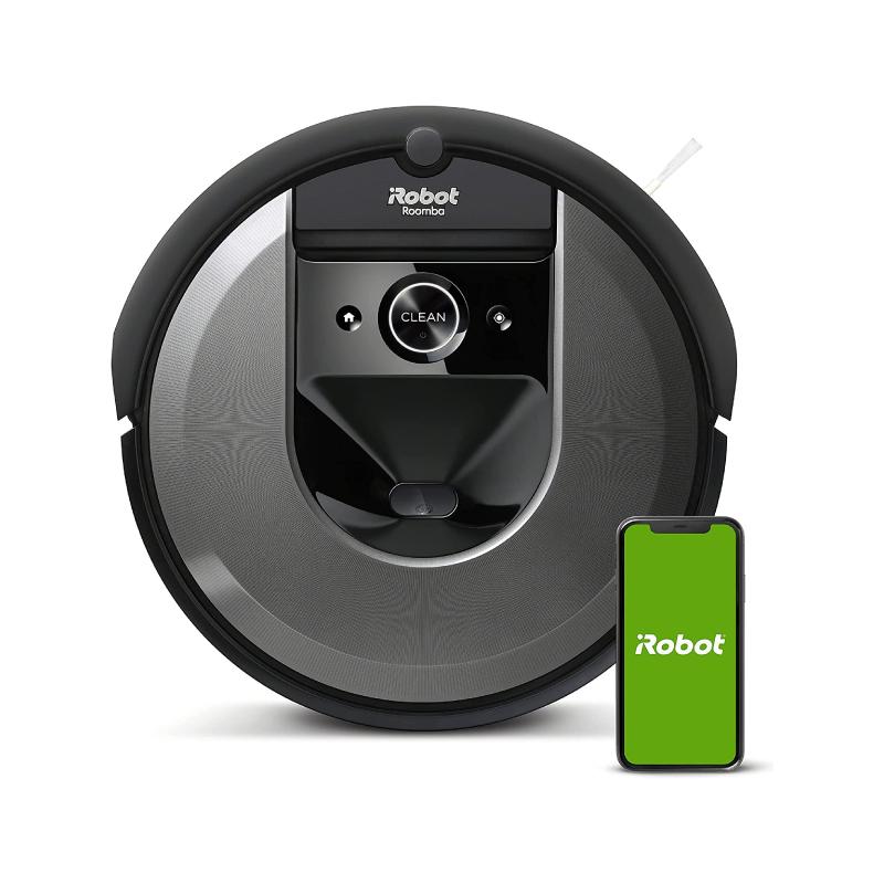 หุ่นยนต์ดูดฝุ่น iRobot Roomba i7 Robot Vacuum Cleaner