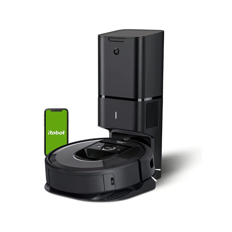หุ่นยนต์ดูดฝุ่น iRobot Roomba i7+ Robot Vacuum Cleaner